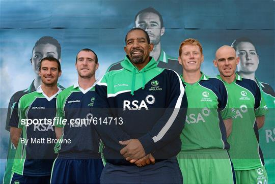 O'Neills Launch New Irish Cricket Kit
