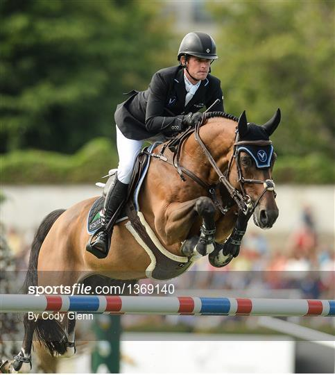 Dublin International Horse Show - Thursday