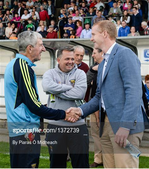 Irish Cancer Society's Hurling for Cancer Research 2017