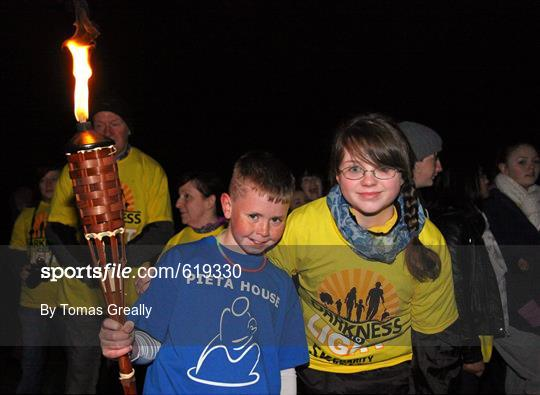 2012 Darkness Into Light 5K Run/Walk – Dublin     - Sportsfile