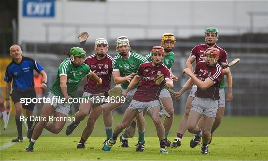 Galway v Limerick - Bord Gáis Energy GAA Hurling All-Ireland U21 Championship Semi-Final