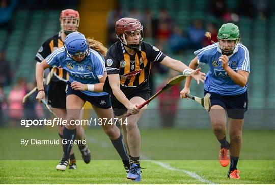 Dublin v Kilkenny - All-Ireland Senior Camogie Championship Semi-Final