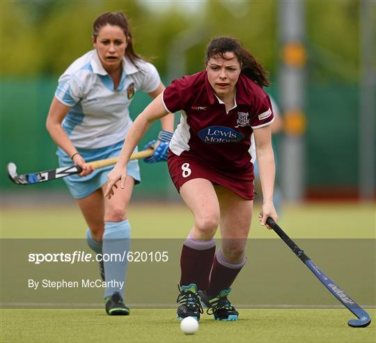 UCD v Loreto - Electric Ireland Women's Irish Senior Cup Final
