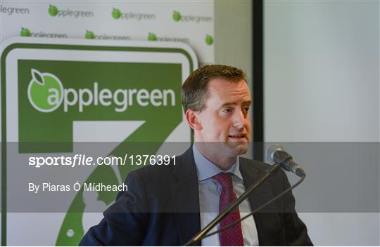 Applegreen All Ireland Hurling 7s Launch