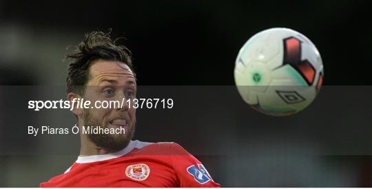 St Patrick's Athletic v Bray Wanderers - SSE Airtricity League Premier Division