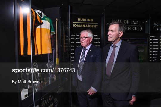 GAA Museum Hall of Fame – Announcement of 2017 Inductees