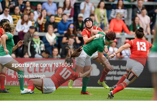 Ireland v Wales - Women's Rugby World Cup 2017, 7th Place Play-Off