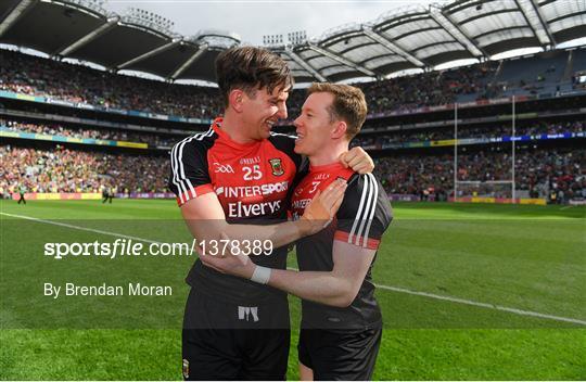 Sportsfile - Kerry v Mayo - GAA Football All-Ireland Senior ...