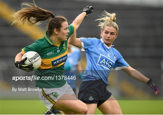Dublin V Kerry Tg4 Ladies Football All Ireland Senior Championship Semi Final 1378446 Sportsfile