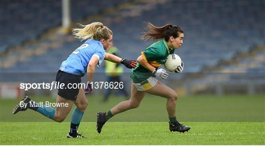 Dublin V Kerry Tg4 Ladies Football All Ireland Senior Championship Semi Final 1378626 Sportsfile