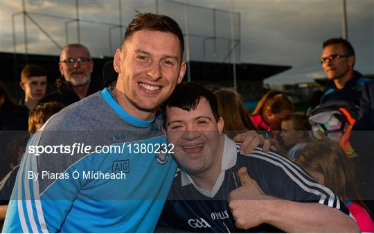 Dublin Football Squad Meet and Greet with Supporters