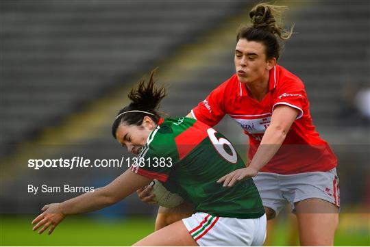 Cork v Mayo - TG4 Ladies Football All-Ireland Senior Championship Semi-Final