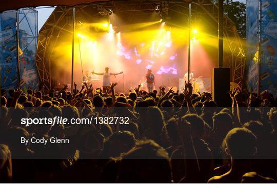 Electric Picnic Festival - Day 3 - 1382732 - Sportsfile