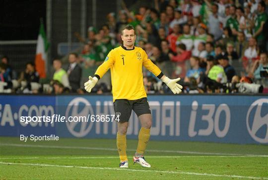 Republic of Ireland v Croatia - EURO2012 Group C