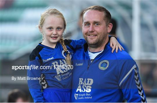 Bluebell United v Shamrock Rovers - Irish Daily Mail FAI Cup Quarter-Final