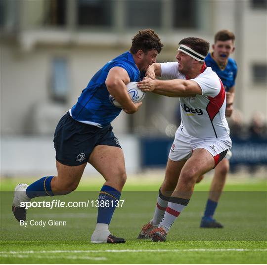 Leinster v Ulster - U19 Interprovincial Series