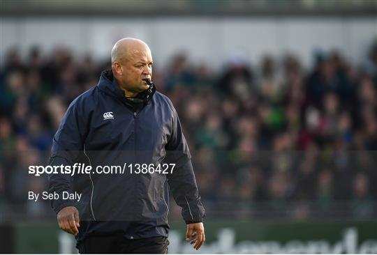 Connacht v Southern Kings - Guinness PRO14 Round 2