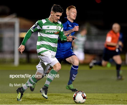 Bluebell United v Shamrock Rovers - Irish Daily Mail FAI Cup Quarter-Final