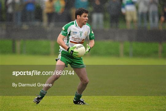 London v Leitrim - Connacht GAA Football Senior Championship Quarter-Final