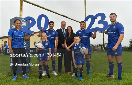 Sportsfile - Bank of Ireland and Leinster Rugby Announcement - 1391454