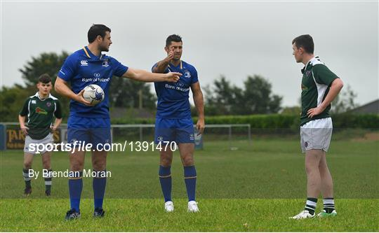 Sportsfile - Bank of Ireland and Leinster Rugby Announcement - 1391470