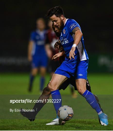 Bohemians v St Patrick's Athletic - SSE Airtricity League Premier Division