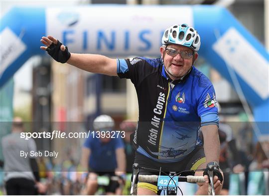 The Great Dublin Bike Ride 2017