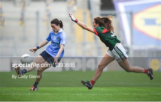 Dublin v Mayo - TG4 Ladies Football All-Ireland Senior Championship Final