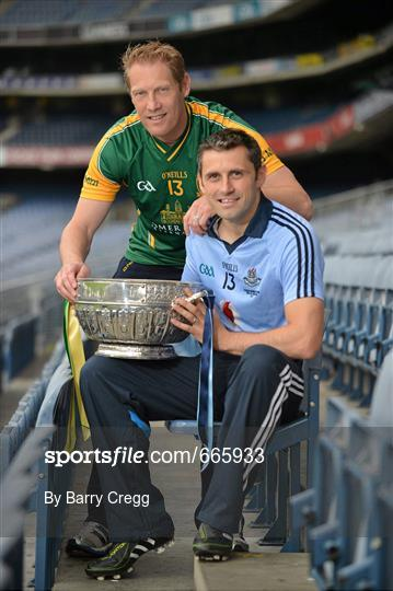 Press Conference ahead of Leinster GAA Football Senior Championship Final - Monday 16th July