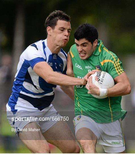 Leitrim v Laois - GAA Football All-Ireland Senior Championship Qualifier Round 3