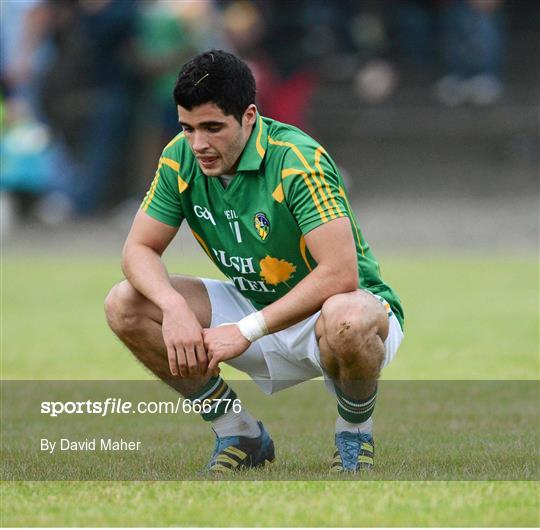Leitrim v Laois - GAA Football All-Ireland Senior Championship Qualifier Round 3