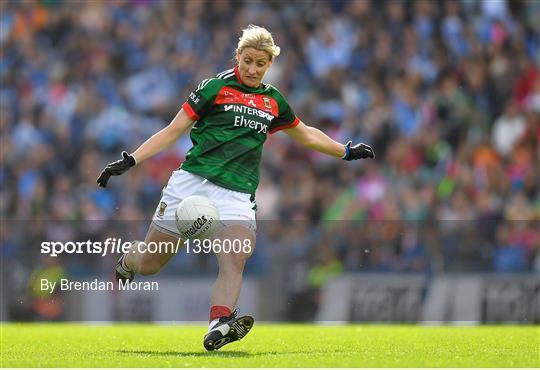 Dublin v Mayo - TG4 Ladies Football All-Ireland Senior Championship Final