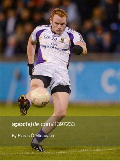 Castleknock v Kilmacud Crokes - Dublin County Senior Football Championship Quarter-Final