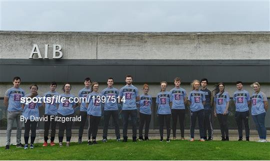 AIB UCD Sponsorship Extension and Jersey Launch