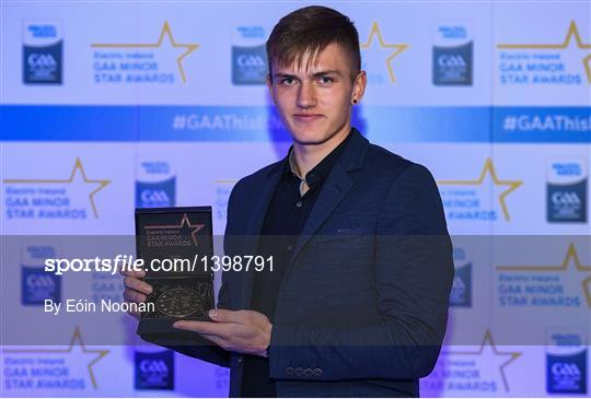 Electric Ireland GAA Minor Star Awards