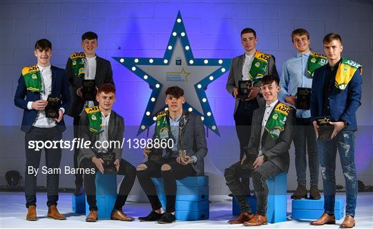 Electric Ireland GAA Minor Star Awards