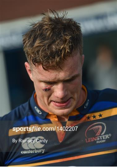 Leinster v Montpellier - European Rugby Champions Cup Pool 3 Round 1