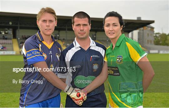 Clare v Meath - TG4 All-Ireland Ladies Football Senior Championship Qualifier Round 2