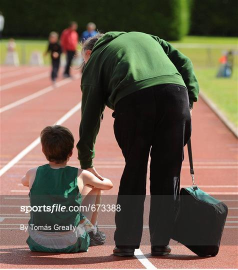 Woodie's DIY Juvenile Track and Field Championships of Ireland - Saturday 28th July 2012