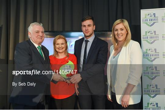 SSE Airtricity League Club Awards