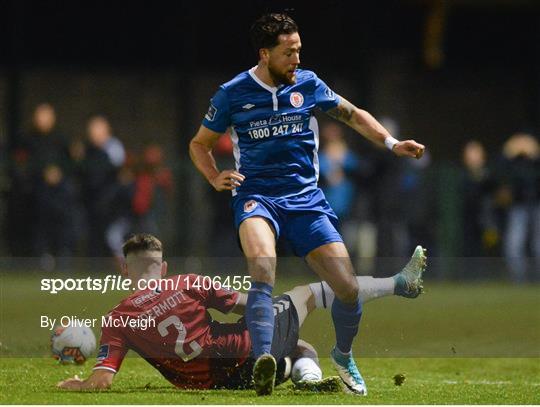 Derry City v St Patrick's Athletic - SSE Airtricity League Premier Division