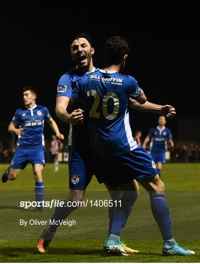 Derry City v St Patrick's Athletic - SSE Airtricity League Premier Division