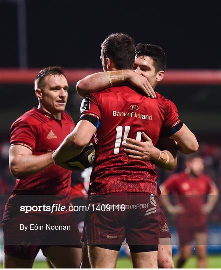 Guinness Pro14: Guinness PRO14 Round 8