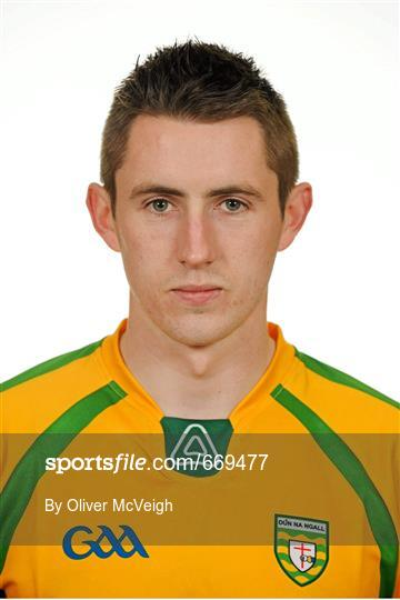 Donegal Football Squad Portraits 2012