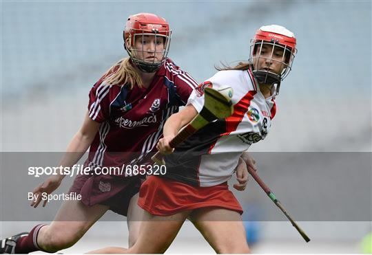 Derry v Galway - All-Ireland Intermediate Camogie Championship Final