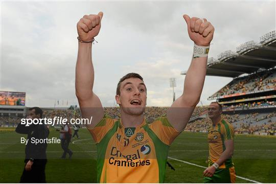 Donegal v Mayo - GAA Football All-Ireland Senior Championship Final