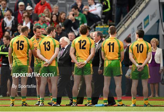Donegal v Mayo - GAA Football All-Ireland Senior Championship Final