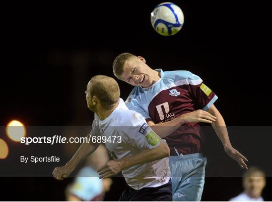 Drogheda United v Shelbourne - Airtricity League Premier Division