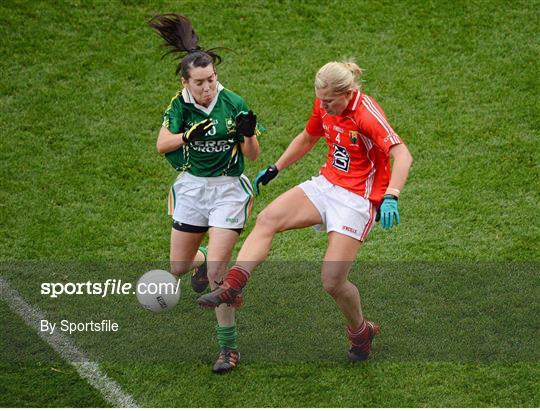 Cork v Kerry - TG4 All-Ireland Ladies Football Senior Championship Final