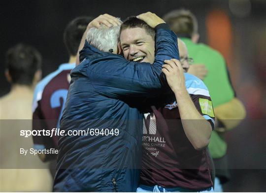 Drogheda United v Sligo Rovers - Airtricity League Premier Division